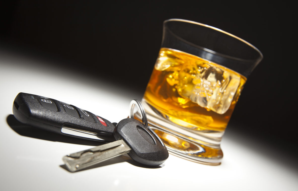 Don't Drink and Drive! A DUI Isn't Worth It