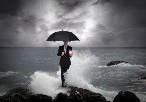 Are You Under The Umbrella?