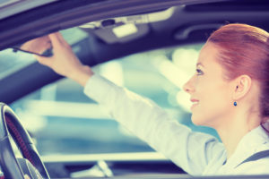 Improve Visibility Behind The Wheel With These Mirror Tips