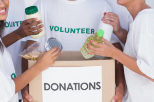 Donating and Volunteering Opportunities During the Holiday Season