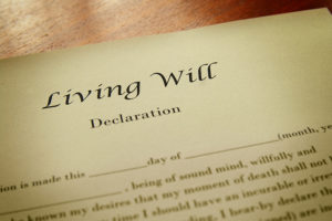 Wills & The Medical Power of an Attorney