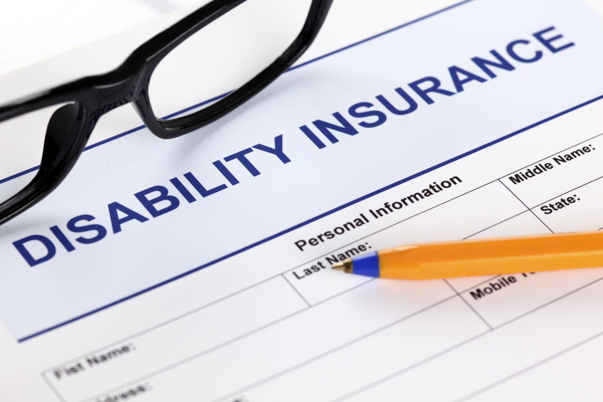 Disability Insurance: Short Term