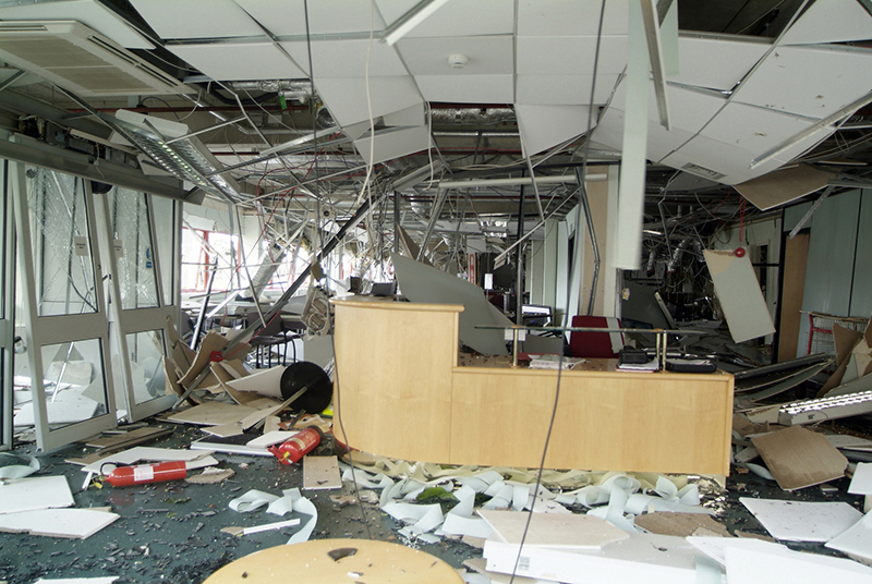 Do Businesses Really Need Earthquake & Flood Insurance?