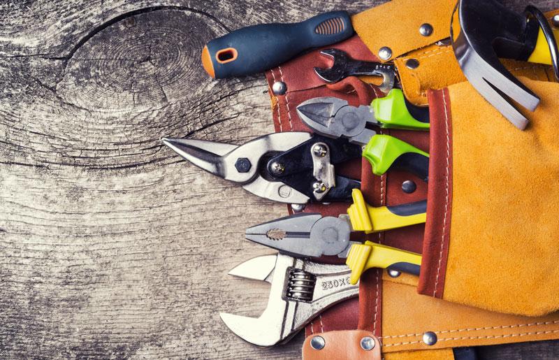 a tool belt kit