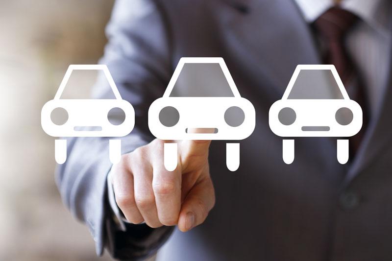 auto insurance selection