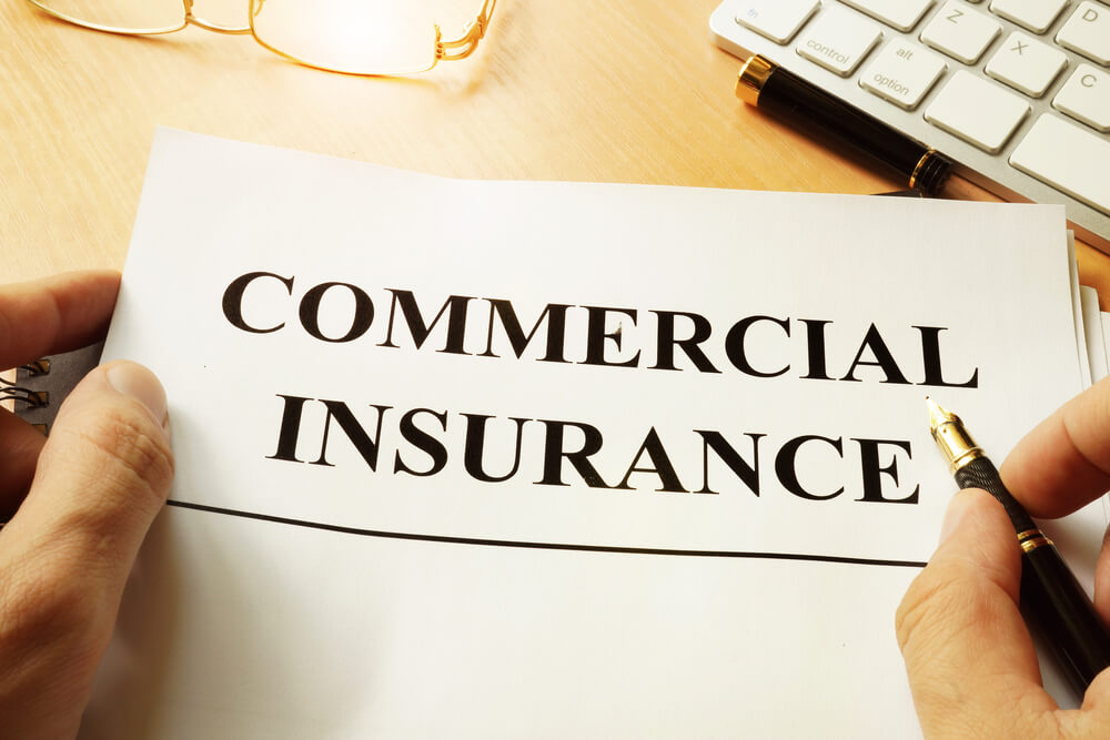 Commercial insurance review